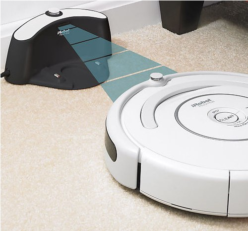 irobot roomba 530. Black Bedroom Furniture Sets. Home Design Ideas