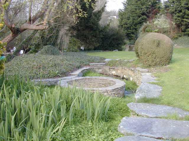 Mon jardin for Au jardin des deux ponts