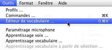 3 cr ation vocabulaire for Fenetre vocabulaire technique